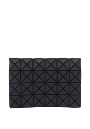Bao Bao Issey Miyake - Oyster Coated-cotton Pouch - Mens - Black