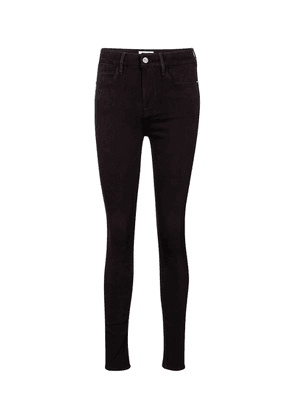 Le High Skinny Sateen jeans