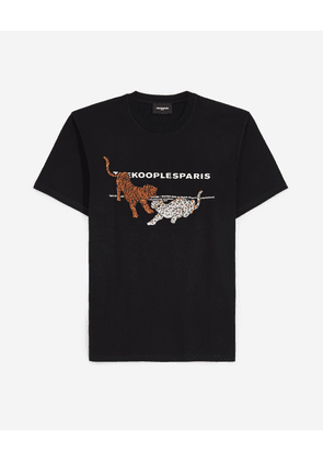 The Kooples - Printed t-shirt - MEN