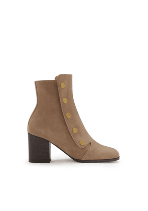 Mulberry Women's Marylebone Bootie - Taupe - Size 38