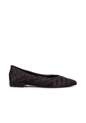 Jeffrey Campbell Lavinia Flat in Black. Size 6, 6.5, 7, 7.5, 8, 8.5, 9, 9.5.