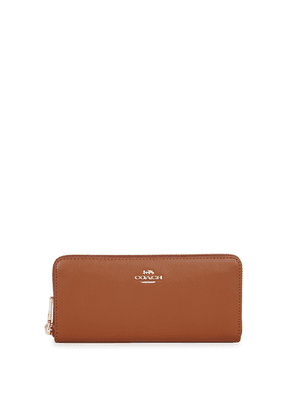 Coach Brown Leather Wallet