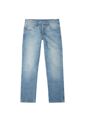 Gucci Light Blue Tapered Jeans