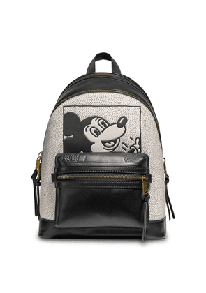 Coach X Disney X Keith Haring Academy Leather Backpack