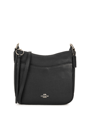 Coach Chaise Black Leather Cross-body Bag