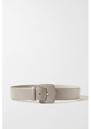 Alaïa - Leather Waist Belt - Taupe