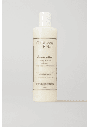 Christophe Robin - Delicate Volumizing Shampoo, 250ml - Colorless