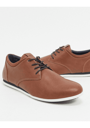 ALDO aauwen-r lace up shoes in brown