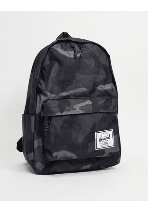 Herschel Supply Co classic x-large backpack black camo