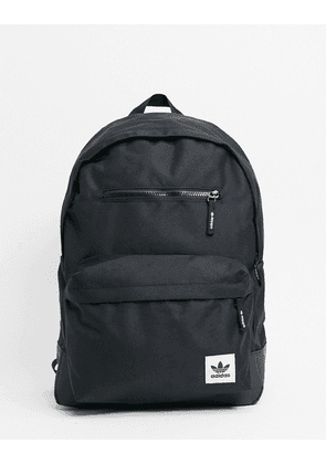 adidas Originals backpack with small logo in black