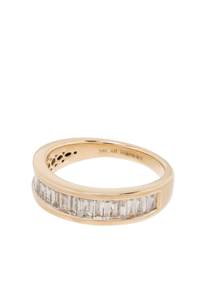 Adina Reyter 14K yellow gold Heirloom baguette diamond ring