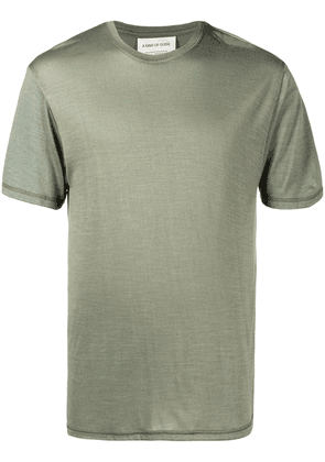 A Kind of Guise crew neck T-shirt - Green