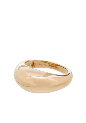 Adina Reyter 14k yellow gold Dome ring