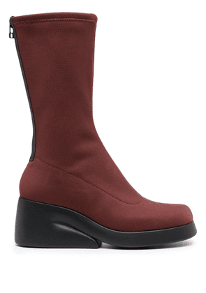 Camper Kaah ankle boots - Red