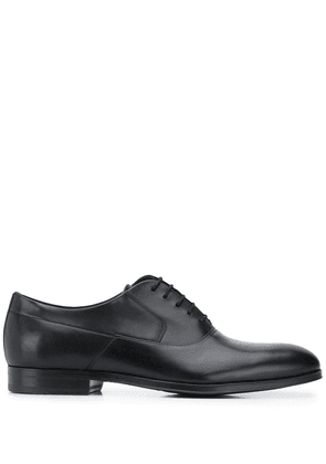 Boss Hugo Boss low heel lace-up Oxford shoes - Black