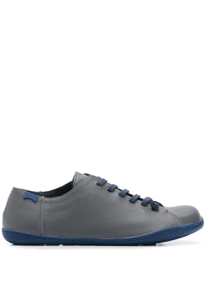 Camper contrast lace sneakers - Blue