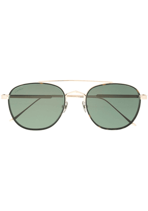 Cartier Eyewear aviator-frame sunglasses - GOLD