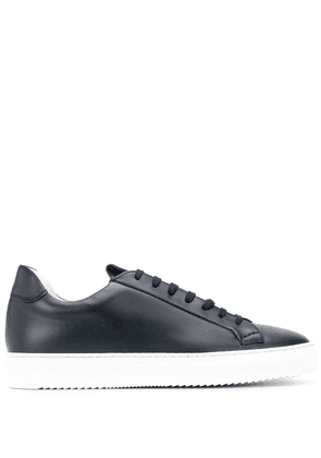 Doucal's Eric lace-up sneakers - Blue