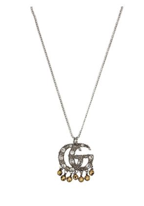 Gucci GG Marmont necklace - Silver