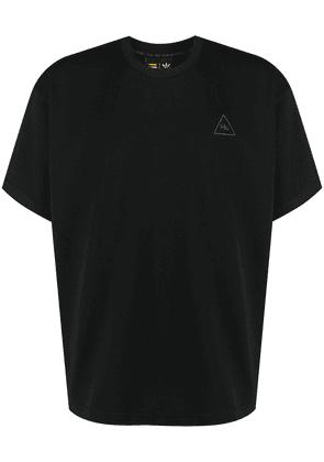 adidas by Pharrell Williams Basics oversized T-shirt - Black