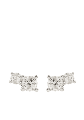 Adina Reyter 14kt yellow gold diamond stud earrings