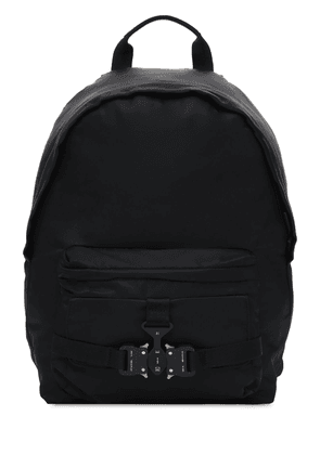 Tricon Buckle Nylon Backpack