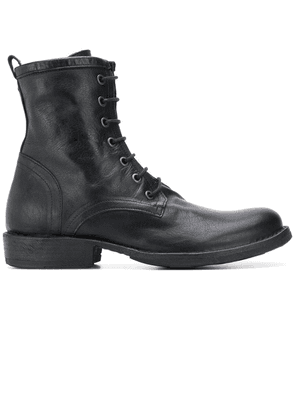 Fiorentini + Baker lace-up Eternity boots - Black