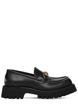 25mm Harald Leather Loafers