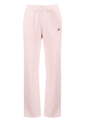 Fiorucci Icon Angels track pants - PINK
