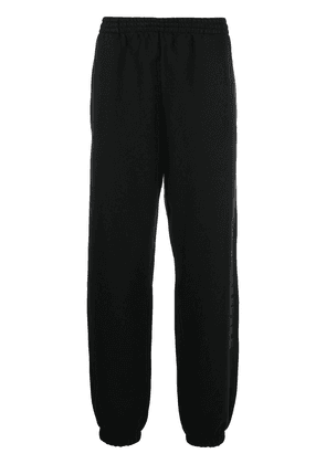 adidas by Pharrell Williams cotton tracksuit bottoms - Black