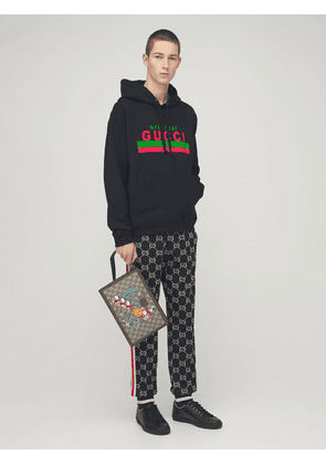 Disney X Gucci Canvas Pouch