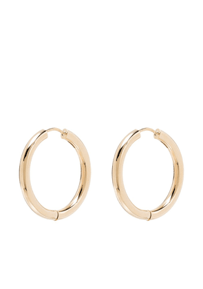 Adina Reyter 14kt yellow gold hoop earrings