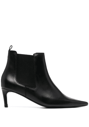 ANINE BING Stevie ankle boots - Black