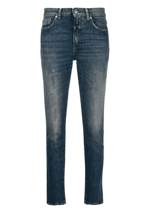 Department 5 cropped jeans - Blue