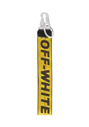 Off-White Classic Industrial key holder - Yellow