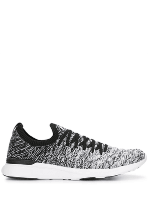 APL: ATHLETIC PROPULSION LABS low-top lace-up trainers - Grey