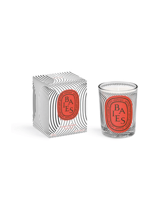 Baies candle 190g - Dancing Ovals Collection