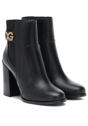 Rodeo 90 leather ankle boots