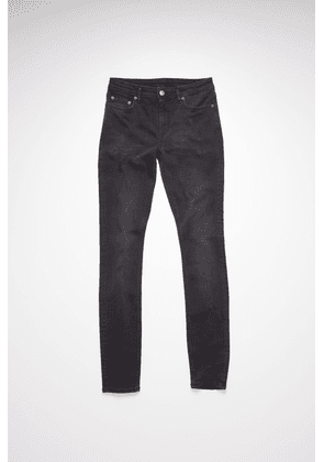 Acne Studios Climb Used Blk Used black Skinny fit jeans