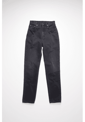 Acne Studios Acne Studios 1995 Washed Out Black Rigid Washed Black Slim fit jeans