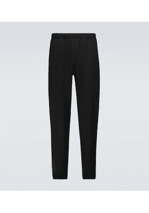 Classic cotton trackpants