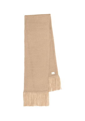 Exclusive to Mytheresa – Future Archive mohair and silk scarf