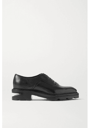 Alexander Wang - Andy Leather Brogues - Black
