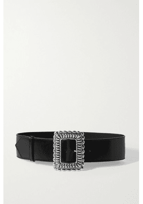 Etro - Leather Waist Belt - Black