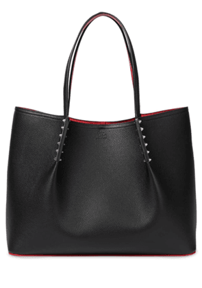Cabarock Large Embossed Leather Tote