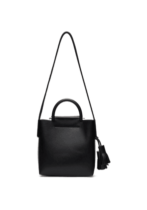 Building Block Black Mini Business Tote