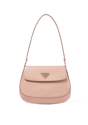 Cleo Small leather shoulder bag