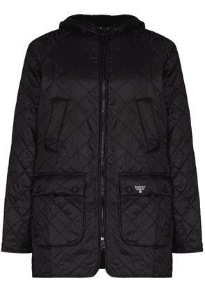 Barbour Beacon Bedale zip-up quilted jacket - Black