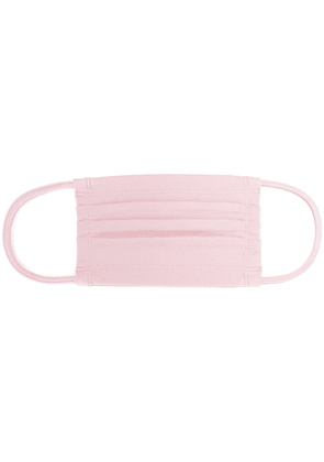 Styland pleated face mask - PINK