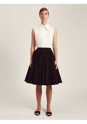 Lily Double Cotton Skirt
